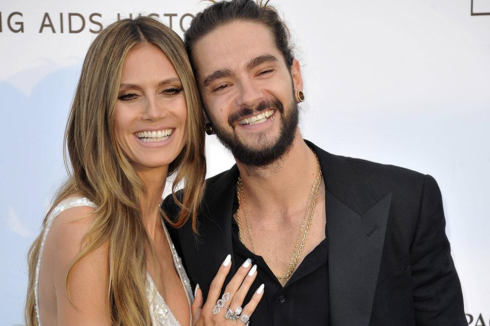 Heidi Klum und Tom Kaulitz: Gewagter Auftritt auf dem roten Teppich in Cannes