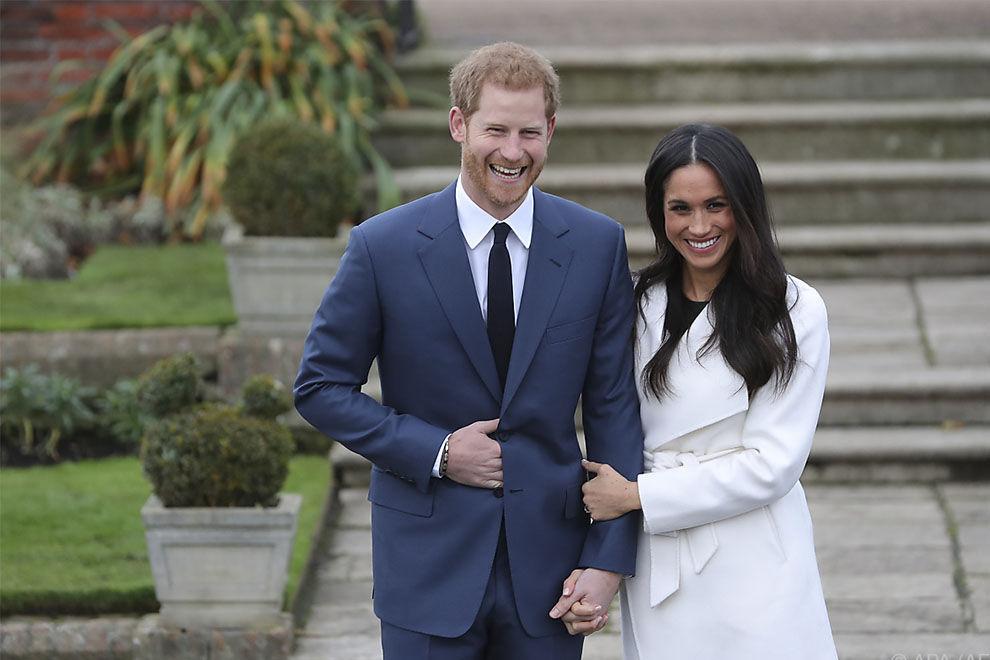 Hochzeit von Harry und Meghan: 5 Tipps für eine royale Viewing Party