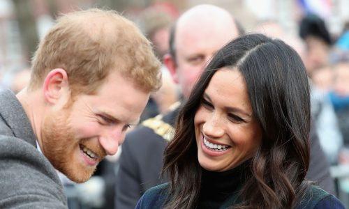 Meghan Markle und Prinz Harry: Hier gibt's den Live-Stream und die TV-Übertragung der Hochzeit