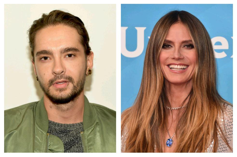 Tom Kaulitz: Er bestätigt die Beziehung mit Heidi Klum