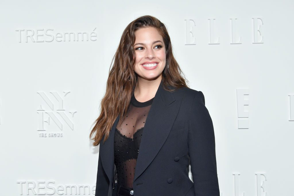 Ashley Graham wirbt mit Cellulite für Bikinis