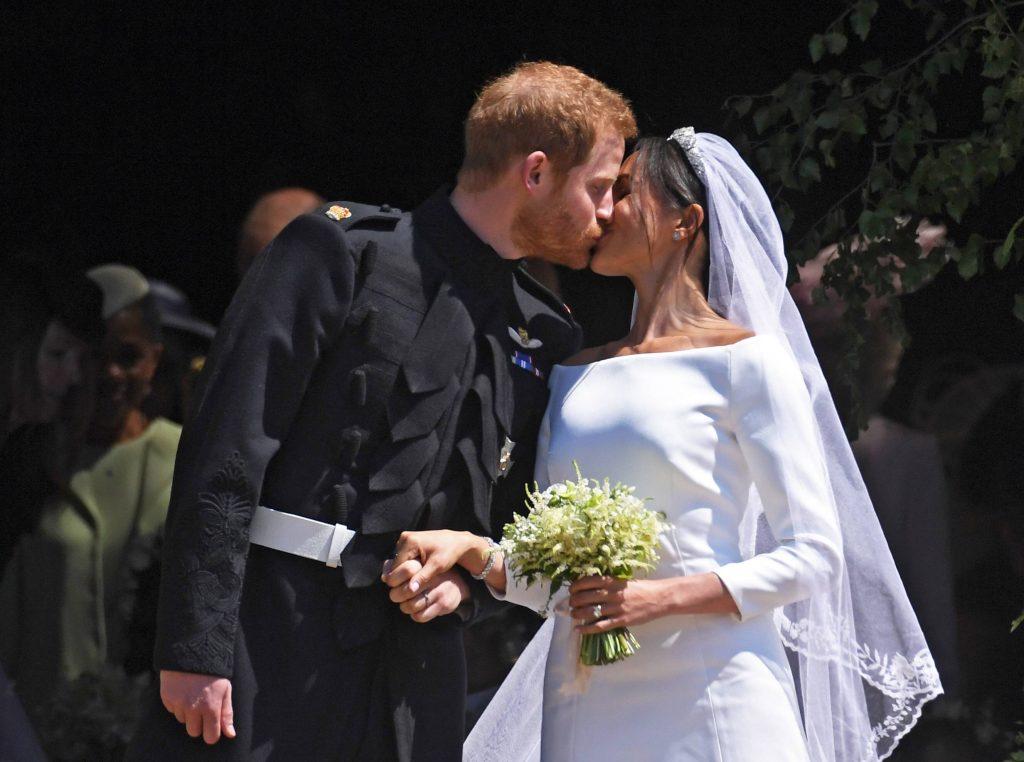 Prinz Harry und Meghan Markle: Alles über die royale Hochzeit im Live-Ticker
