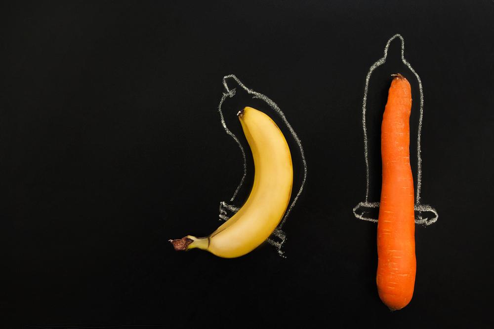 3 Unterschiede zwischen beschnittenen und unbeschnittenen Penissen
