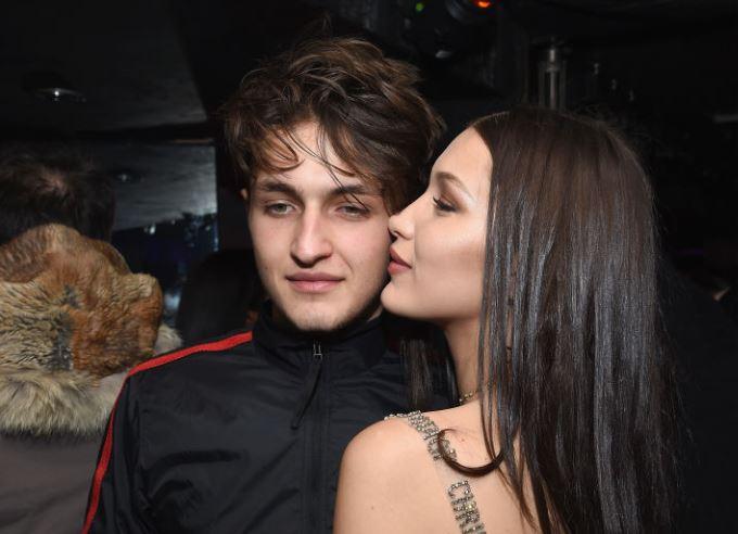 Fotos zeigen Kendall Jenner und Anwar Hadid beim Knutschen