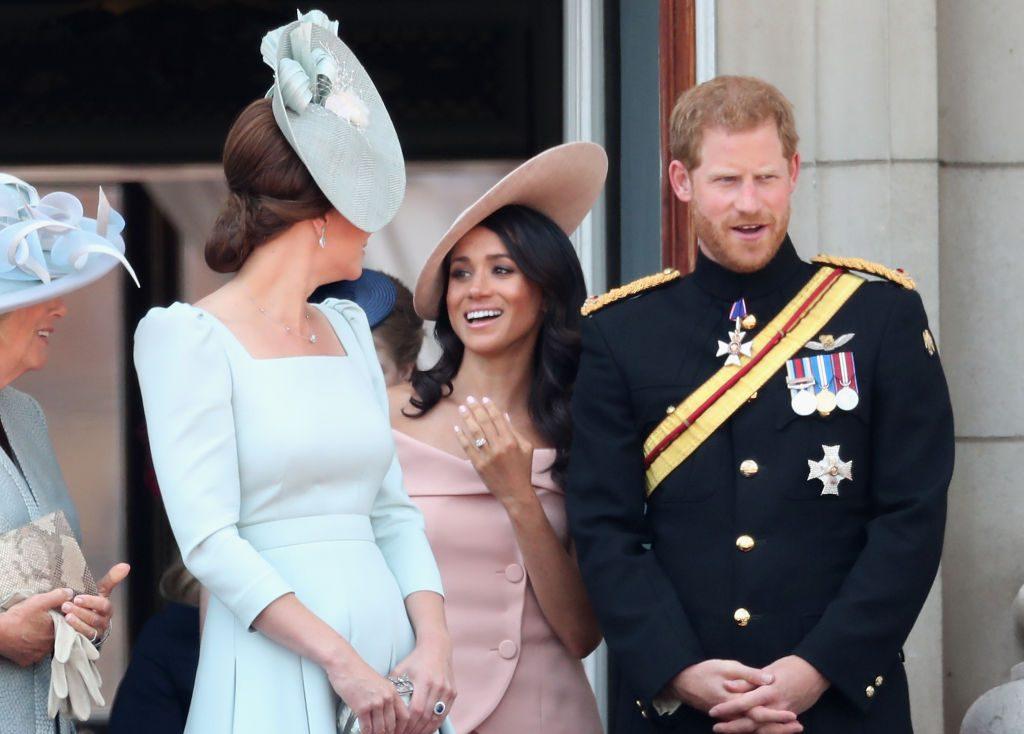 Queen-Geburtstag: Meghan Markle bricht schon wieder die royalen Regeln