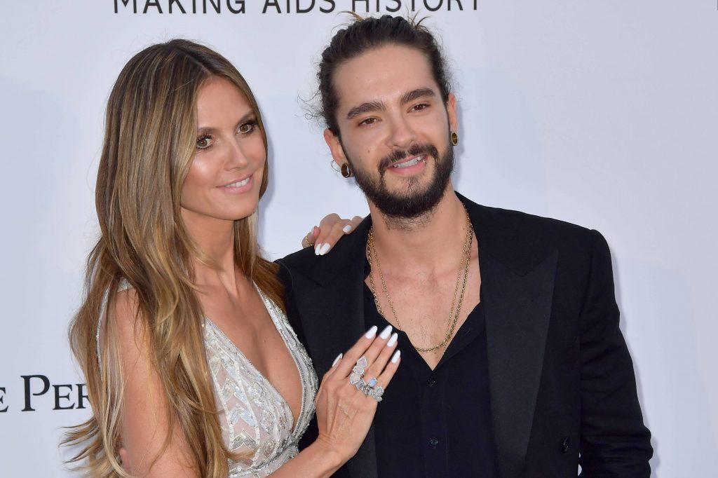 Heidi Klum und Tom Kaulitz: Nacktes Liebes-Selfie aus dem Bett