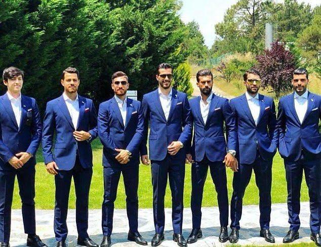 WM: Der Iran hat die heißeste Fußballmannschaft, die ihr je gesehen habt
