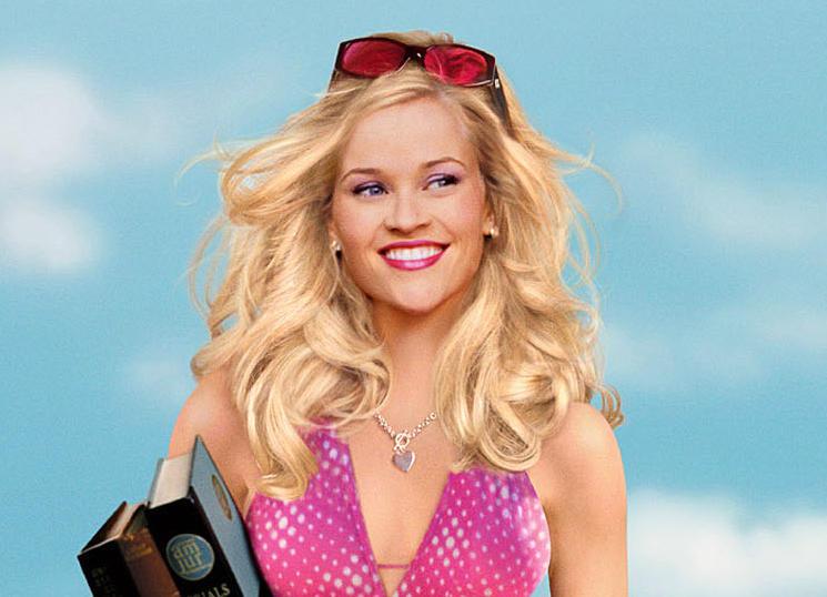 """""""Natürlich Blond """" kommt zurück: Reese Witherspoon arbeitet schon an Teil 3 des Kultfilms"""