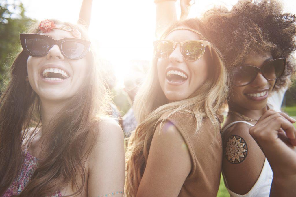 Abgeschaut: Das tragen unsere Lieblingsblogger auf den Festivals