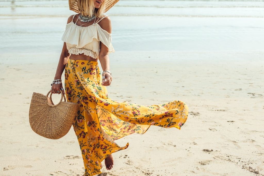 Perfektes sommeroutfit