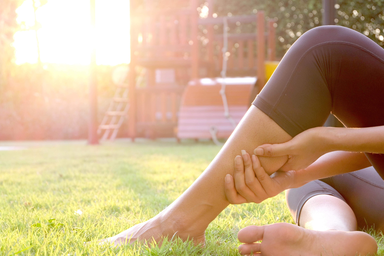 Was bein tun linken im wasser Geschwollene Füße
