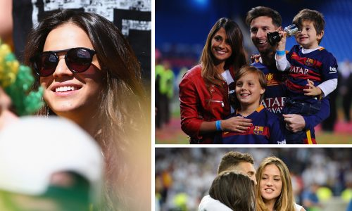 WM: Diese Powerfrauen stehen hinter den Fußball-Stars
