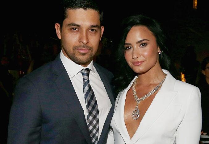 Demi Lovato: Ex Wilmer Valderrama besucht sie im Krankenhaus