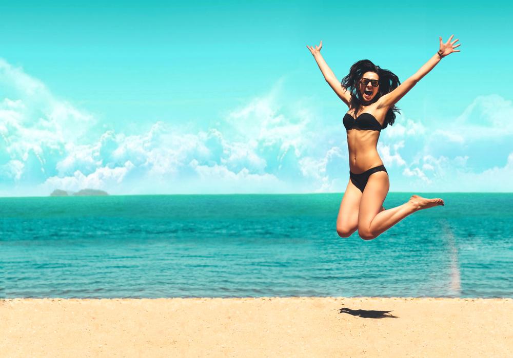 Schön in den Urlaub – Tipps, um im Urlaub gut auszusehen