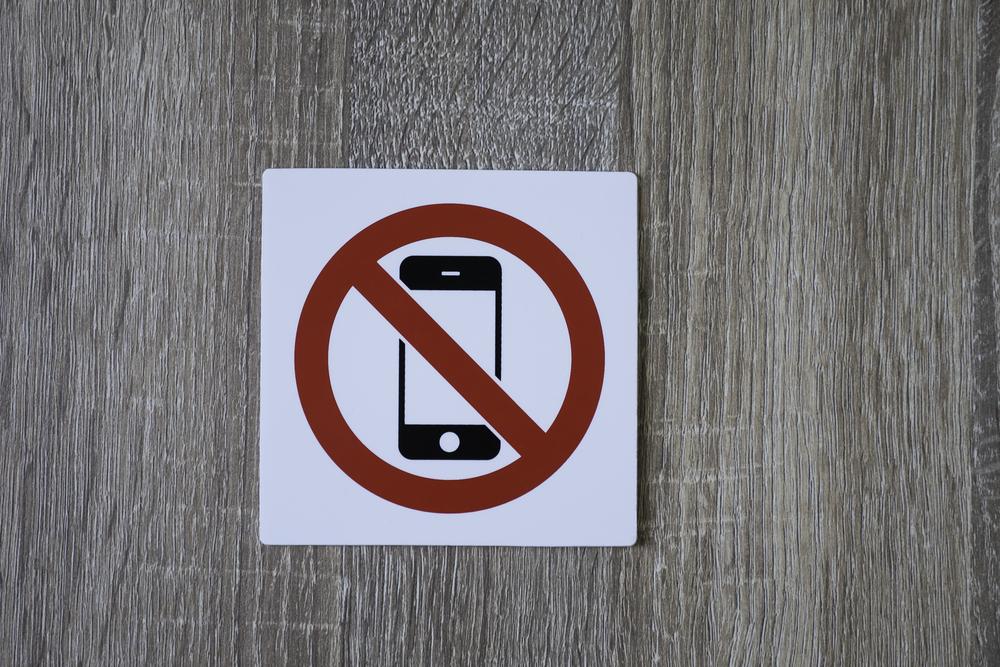 Handyverbot an Schulen in Frankreich