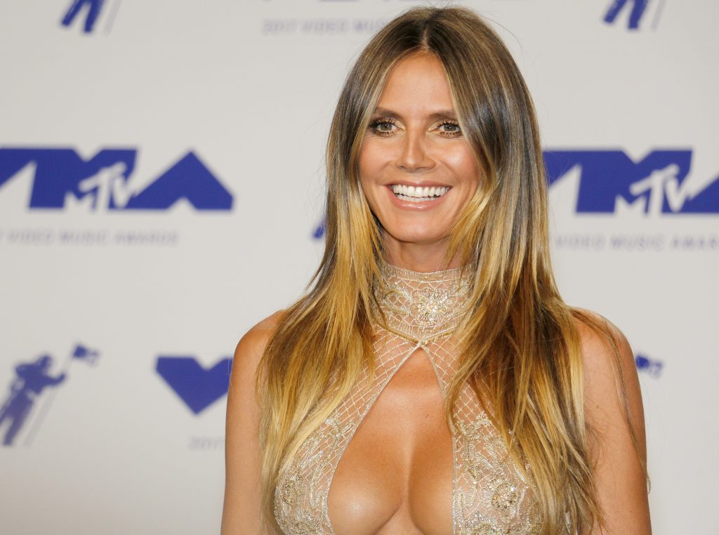 Deshalb zeigt sich Heidi Klum so gerne nackt