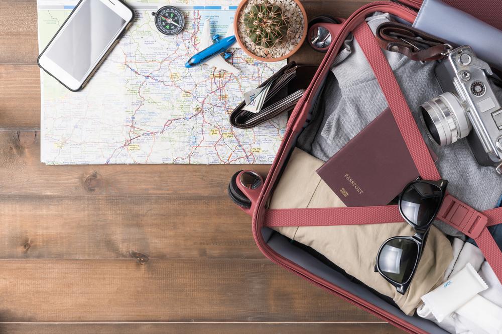 Packliste: Diese Dinge dürfen bei deinem Urlaub nicht fehlen!