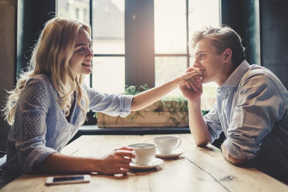 Dating-Werbung lustig