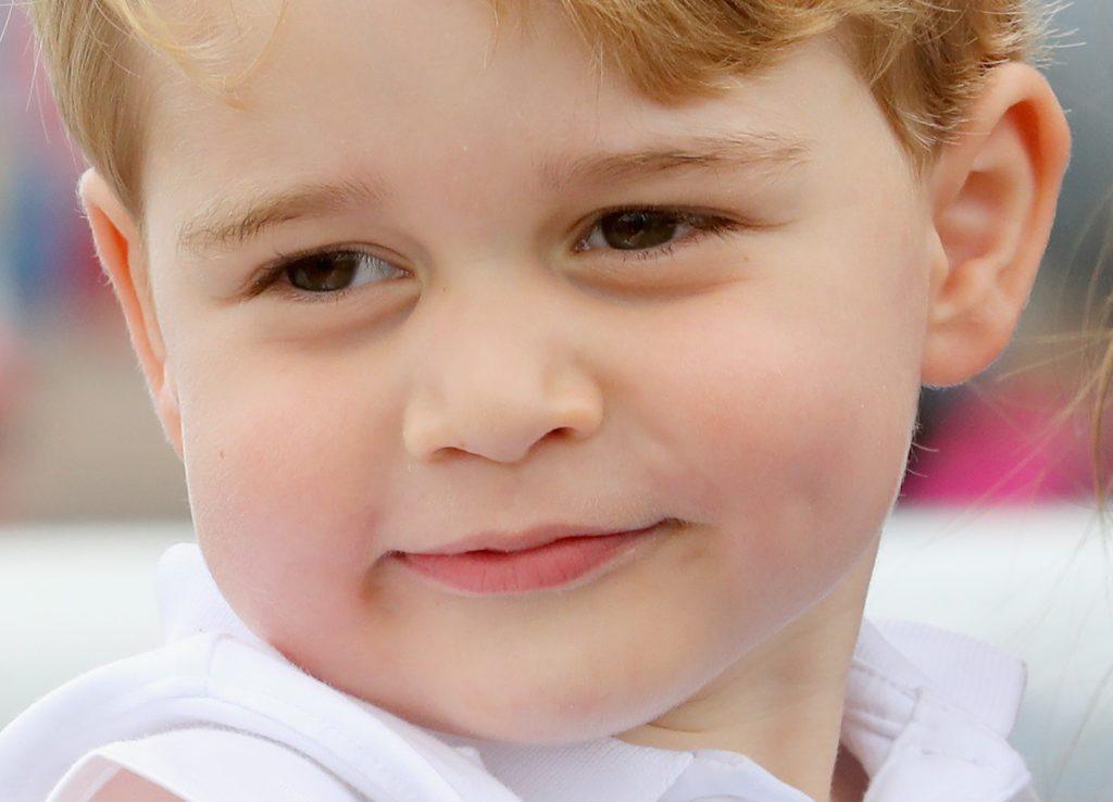 Was Prinz George an seinem fünften Geburtstag bekommt