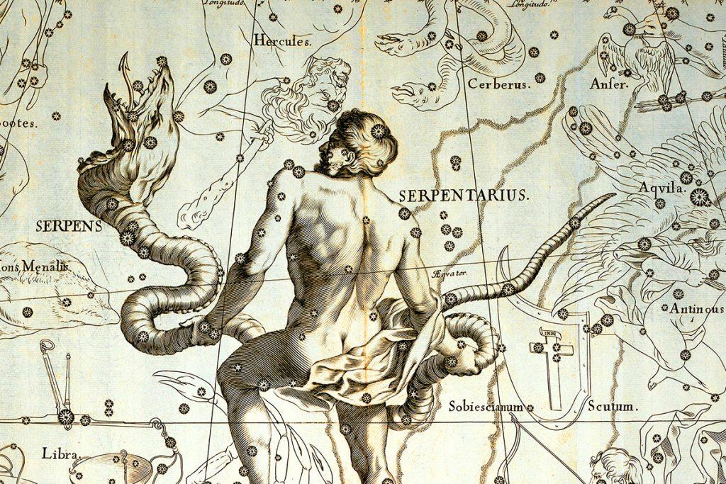 Das dreizehnte Sternzeichen: Bist du ein Schlangenträger?