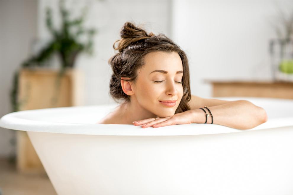 Auszeit für die Seele: Ein Tag Urlaub im Badezimmer