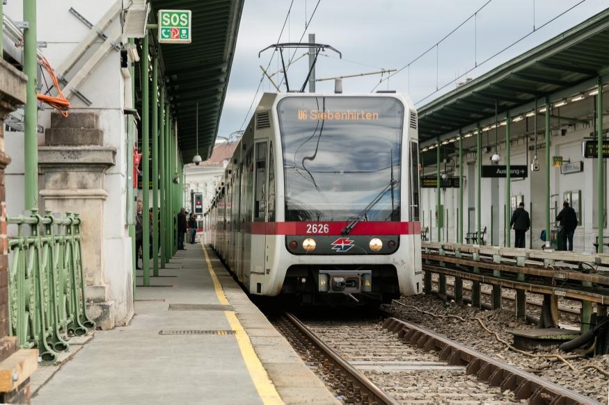 Wiener Linien: Gratis Deos für U6-Fahrgäste