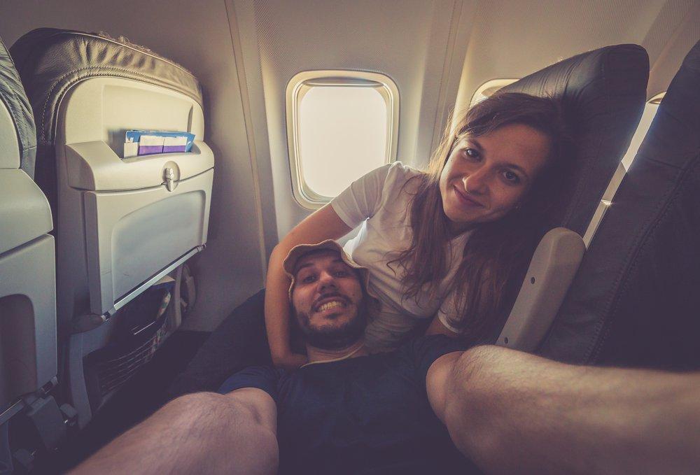 Flugzeug-Lovestory: Warum diese Frau zufällig dafür sorgte, dass sich 2 Fremde verlieben