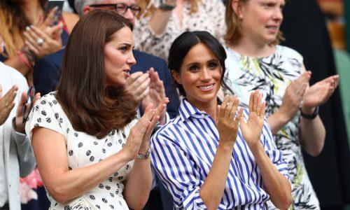 Warum sich jeder über Meghan Markles Outfit bei Wimbledon lustig macht