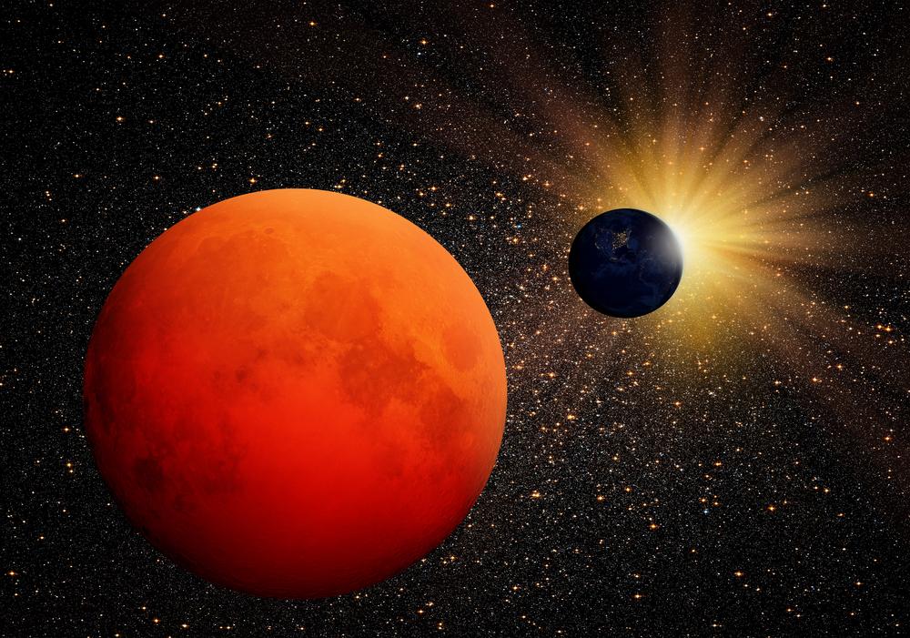 Ende Juli erwartet uns die längste Mondfinsternis aller Zeiten