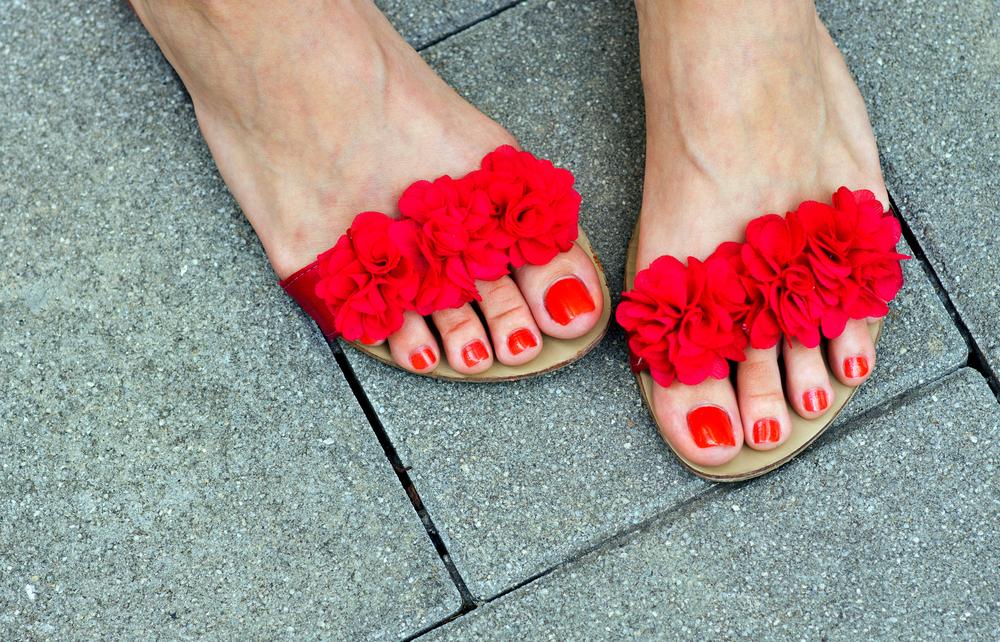 Flache Schuhtrends 2018: Sommer-Schuhe für alle, die normalerweise Sneakers lieben