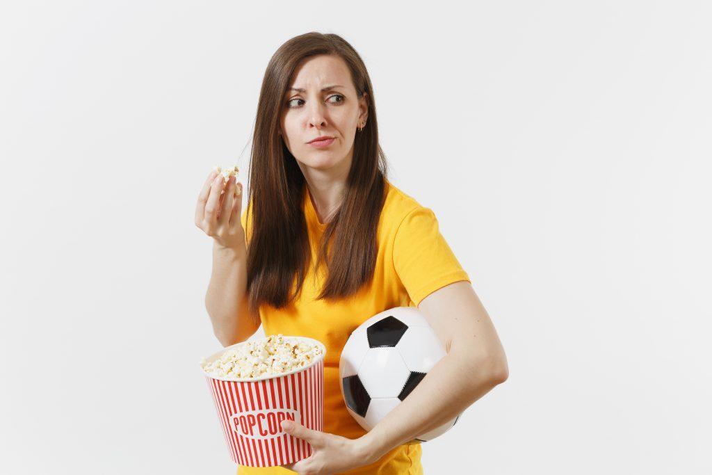 5 Sätze, die Frauen, die die Fußball-WM schauen, nicht mehr hören können