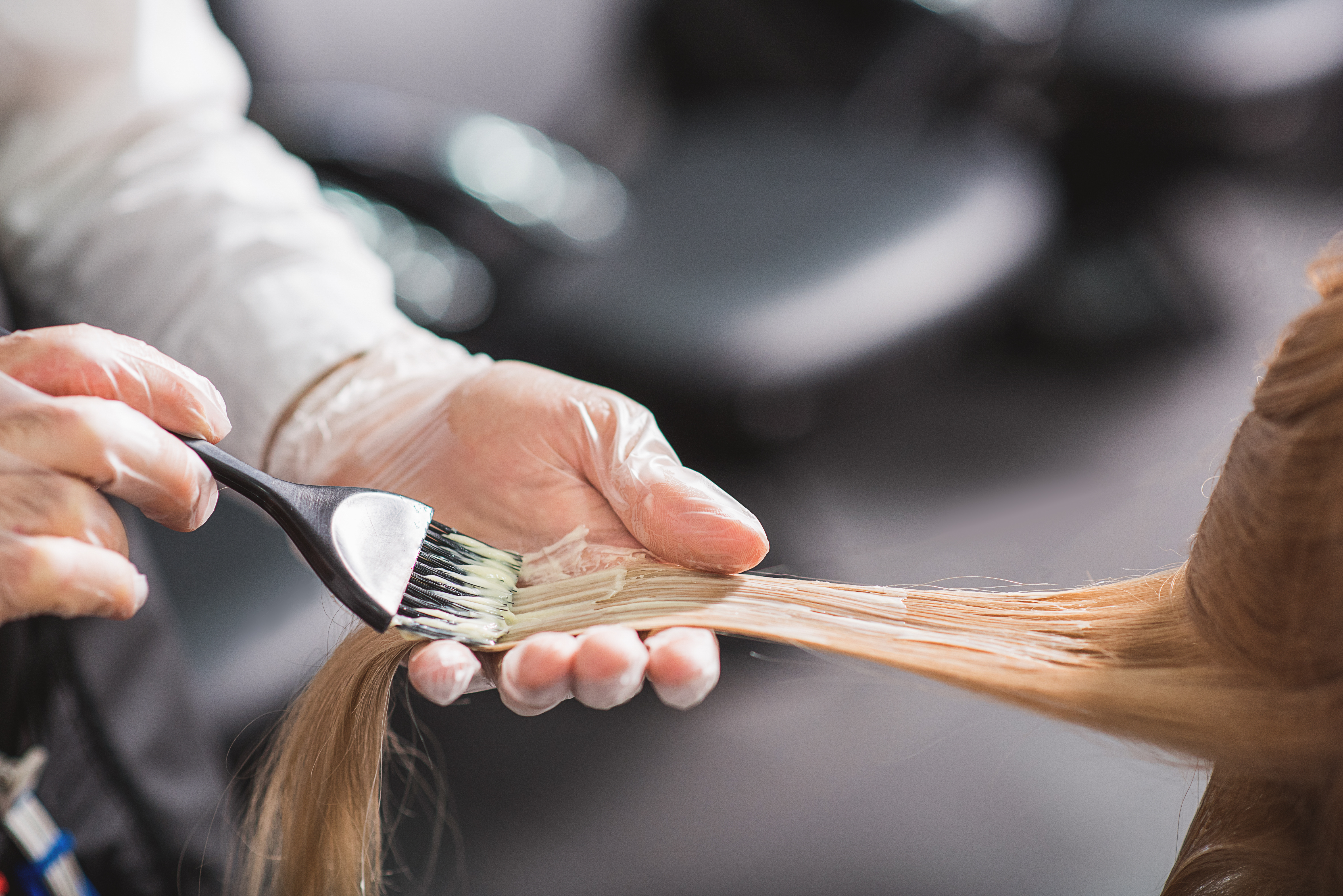 silbershampoo auf trockene haare