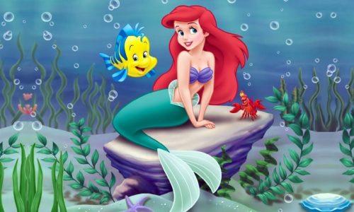 Disneys Arielle hätte eigentlich komplett anders aussehen sollen