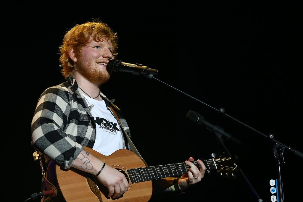 Hat Ed Sheeran heimlich geheiratet?