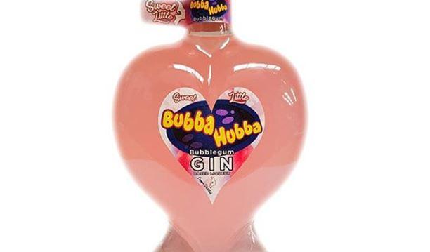 Jetzt gibt es Hubba Bubba Gin