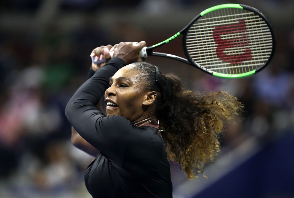 Serena Williams: French Open verbietet ihr Bodysuit-Outfit