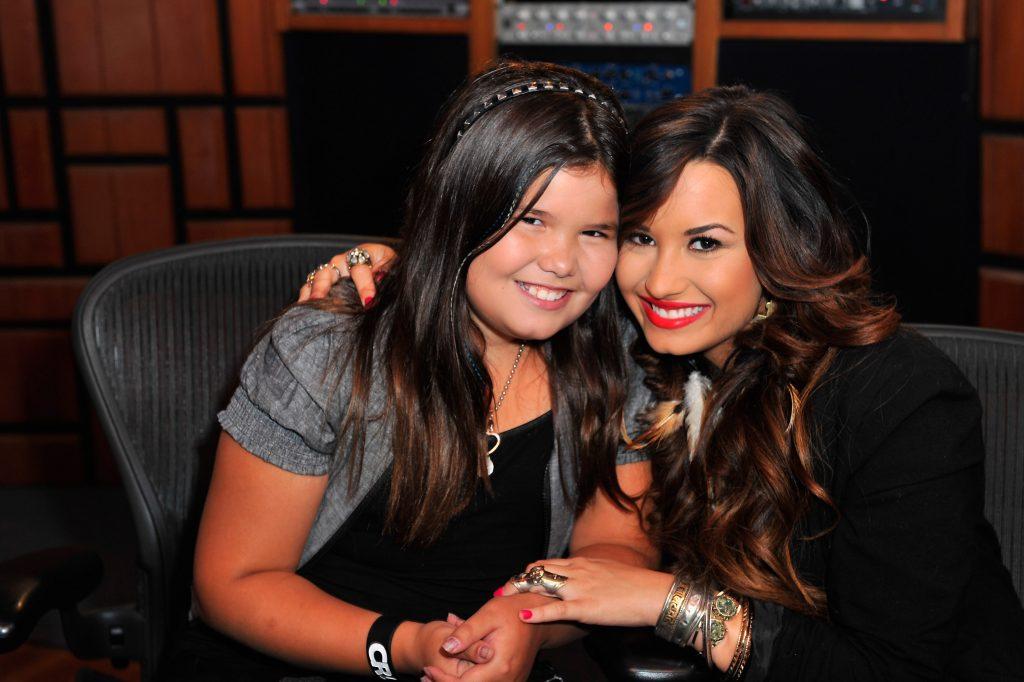 Demi Lovato: So rührend gratuliert ihr ihre Schwester zum Geburtstag