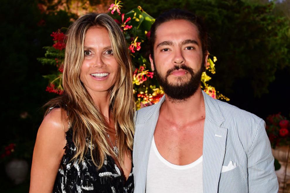 Heidi Klum hat sich Tom Kaulitz-Tattoo stechen lassen
