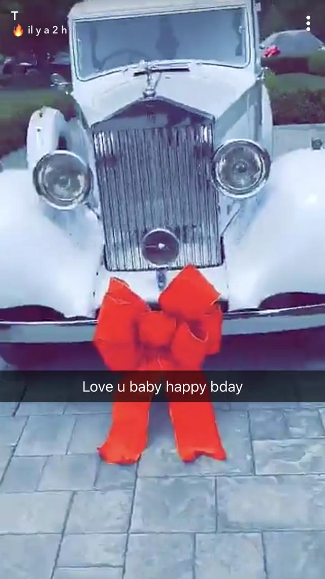 Geburtstagsgeschenke für Kylie Jenner