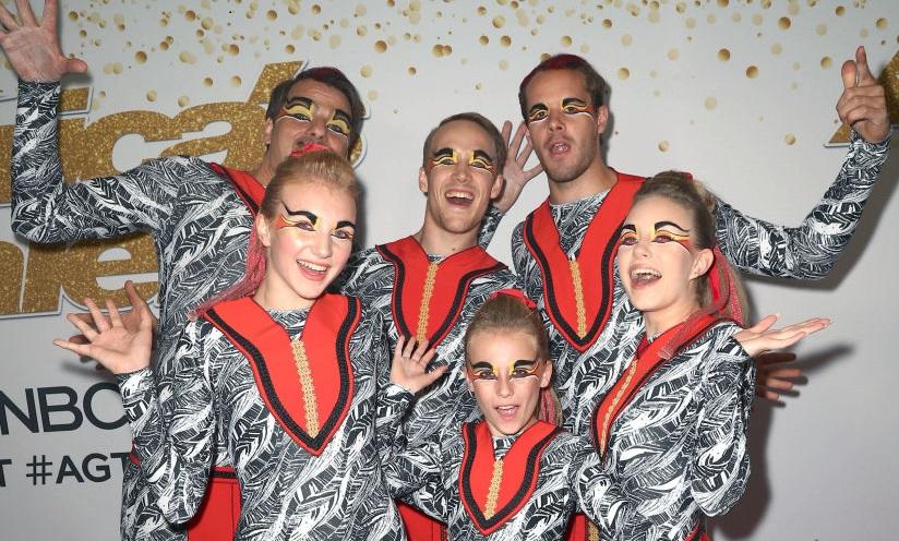 America's Got Talent: Österreichische Tanzgruppe Zurcaroh auf Platz Zwei