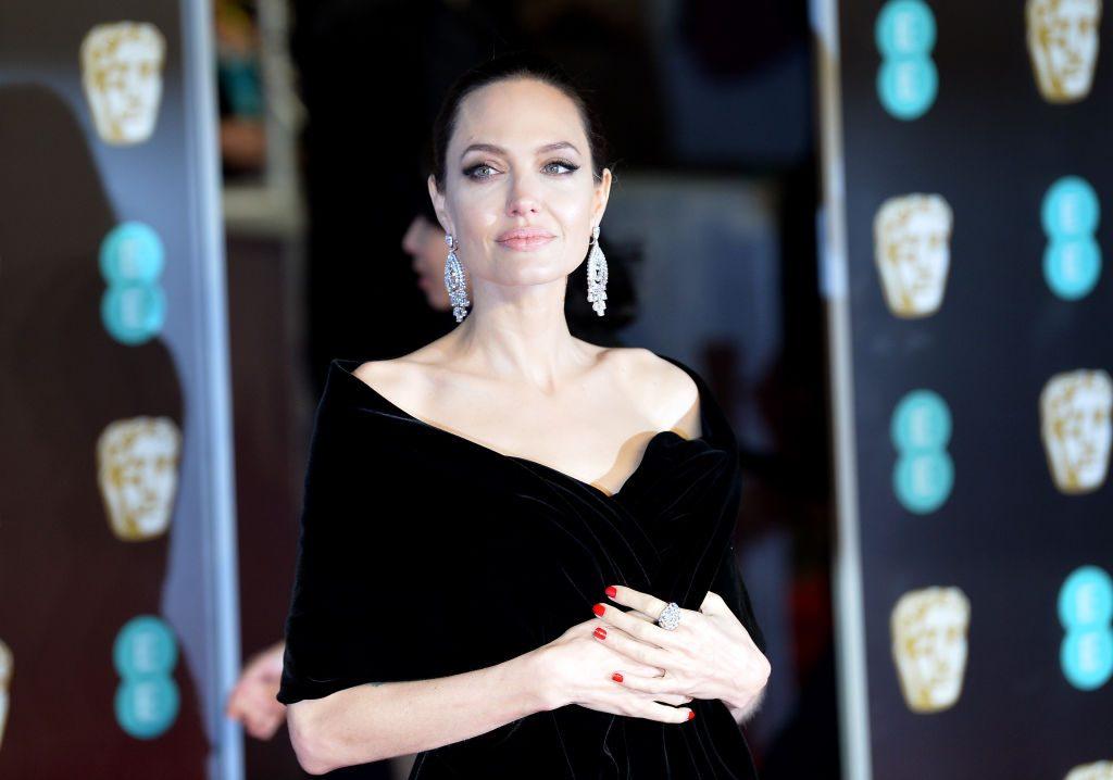 Angelina Jolie: Ist er ihr neuer Freund?