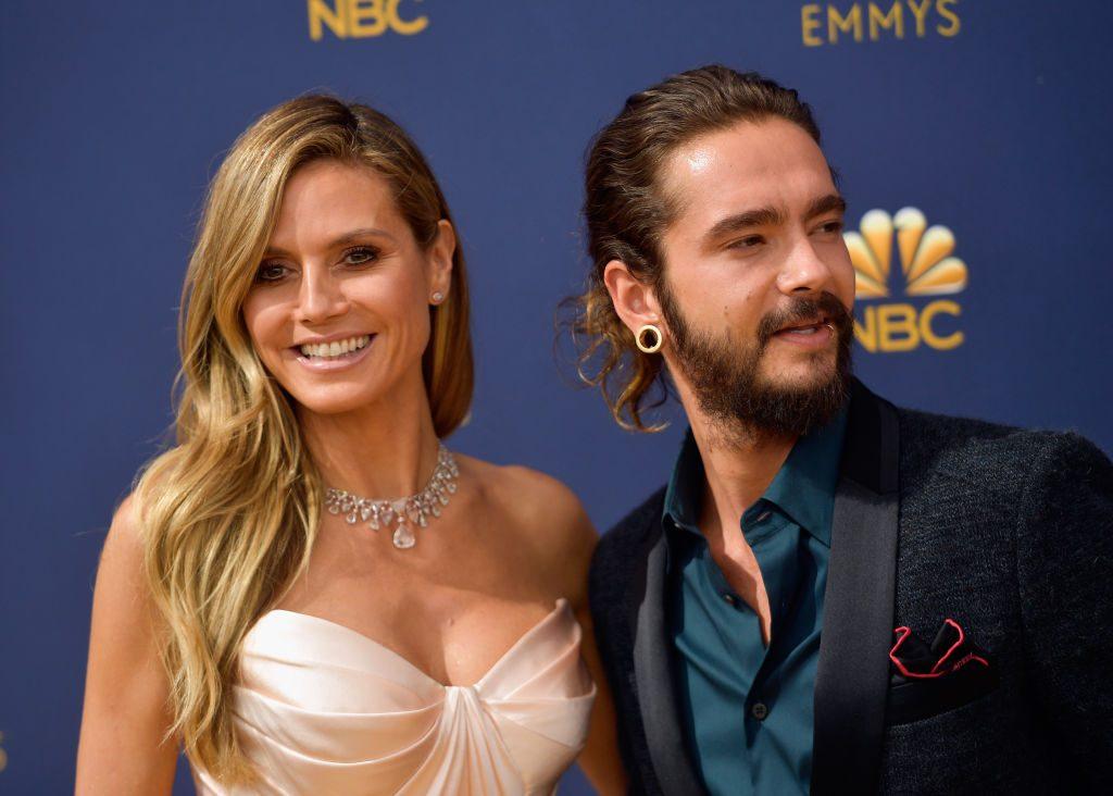 Tom Kaulitz stand schon als Teenager auf Heidi Klum