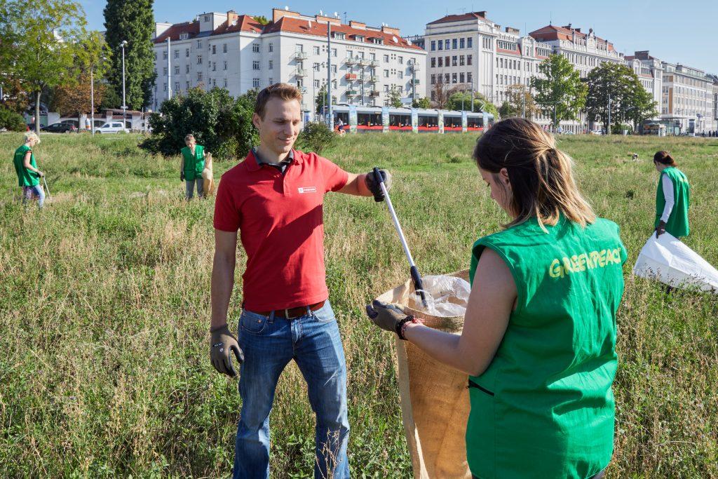 Bild: © Greenpeace / Mitja Kobal