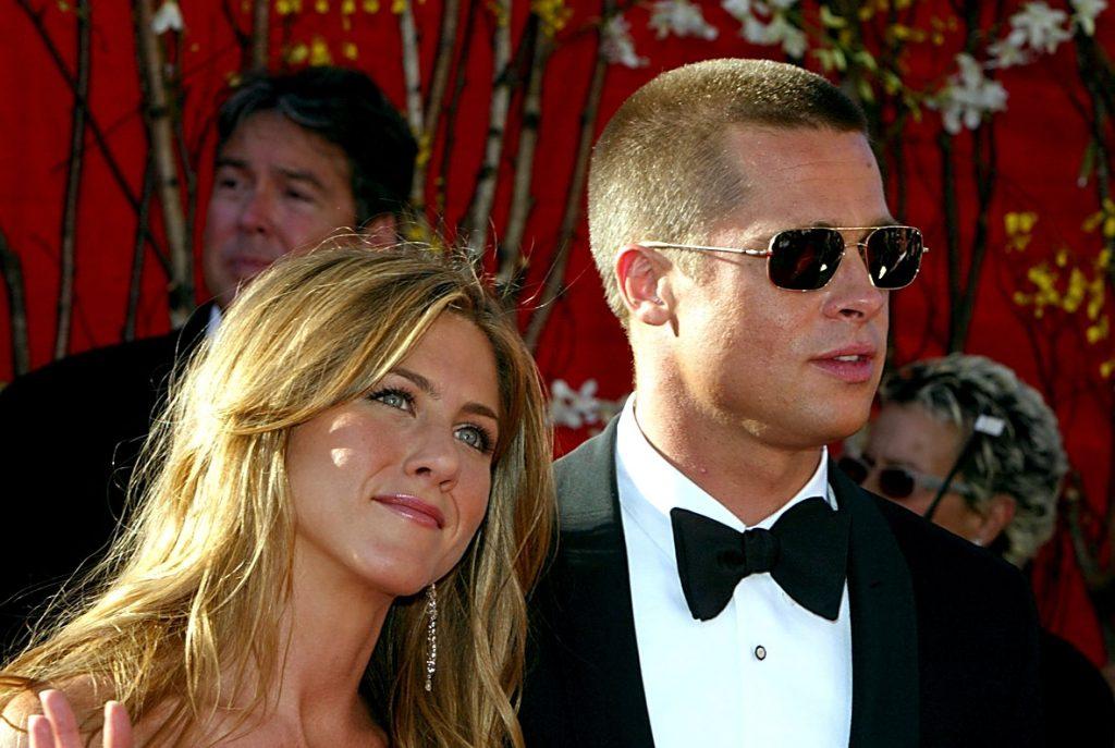 Gerüchteküche: Brad Pitt und Jennifer Aniston sollen wieder ein Paar sein
