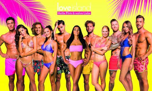 Love Island auf RTL2: Das sind die 11 Kandidaten