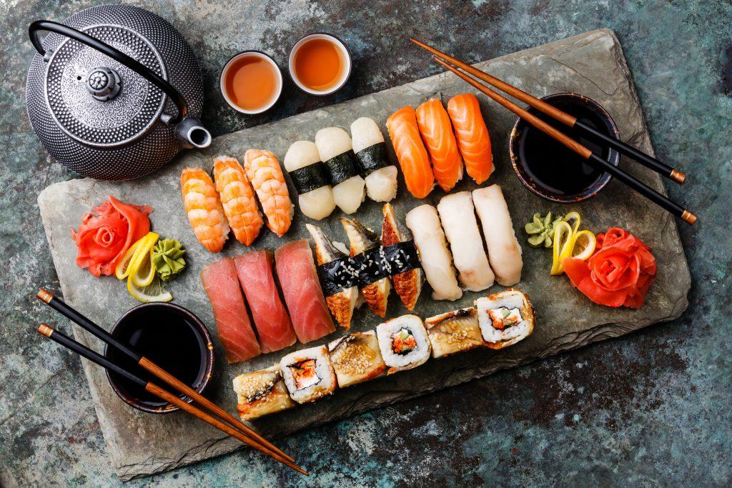 Sushi: Was ist was? Ein Überblick über die beliebtesten Sushi-Arten