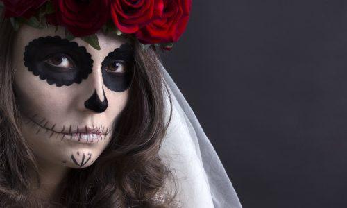 Das sind die gruseligsten Halloween Make-up Trends