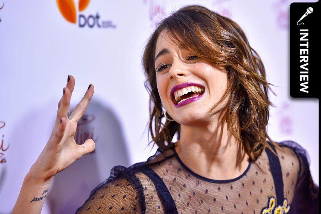 """5 Fragen an einen Disney-Star: Interview mit """"Violetta"""" Tini Stoessel"""