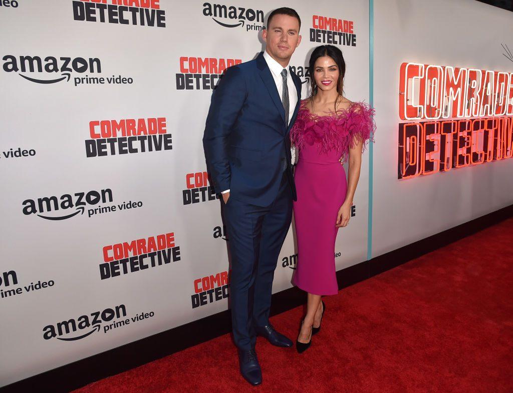 Nach Channing Tatum hat auch Jenna Dewan eine neue Liebe gefunden