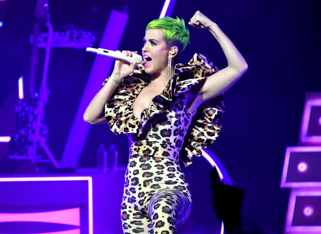 Katy Perry macht Schluss mit Musik